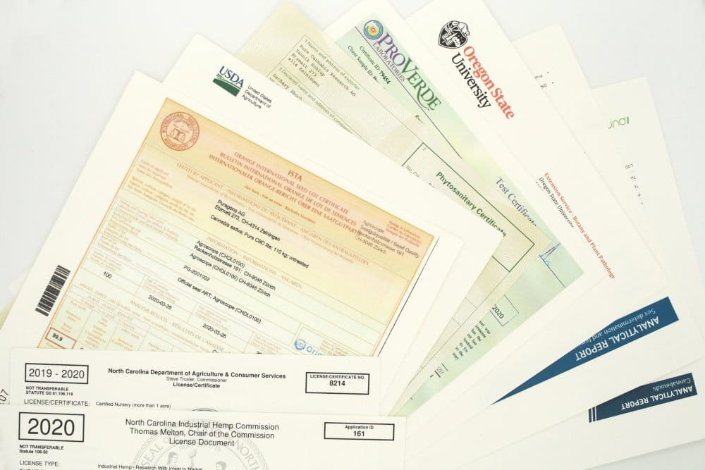 Did You Receive All The Critical Documentation From Your Supplier?